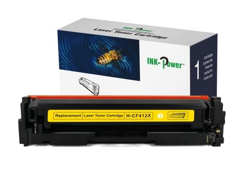 Kompatibilní toner HP CF412X pro laserové tiskárny HP
