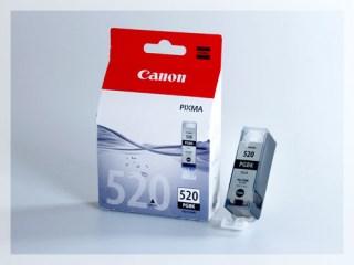 Originální inkoustová cartridge Canon 520, PGI-520PGBK  pro inkoustové tiskárny Canon
