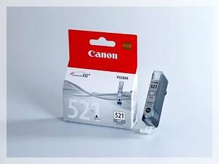 Originální inkoustová cartridge Canon 521GY, CLI-521GY pro inkoustové tiskárny Canon