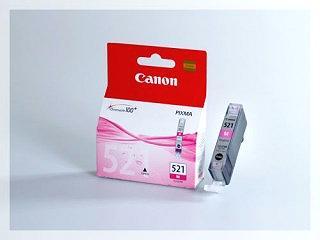 Originální inkoustová cartridge Canon 521M, CLI-521M pro inkoustové tiskárny Canon