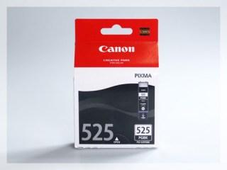 Originální inkoustová cartridge Canon 525, PGI-525PGBK  pro inkoustové tiskárny Canon