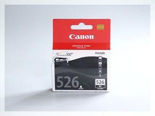 Originální inkoustová cartridge Canon 526Bk, CLI-526Bk pro inkoustové tiskárny Canon
