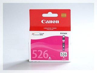 Originální inkoustová cartridge Canon 526M, CLI-526M pro inkoustové tiskárny Canon