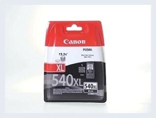 Originální inkoustová cartridge Canon 540XL, PG 540XL pro inkoustové tiskárny Canon