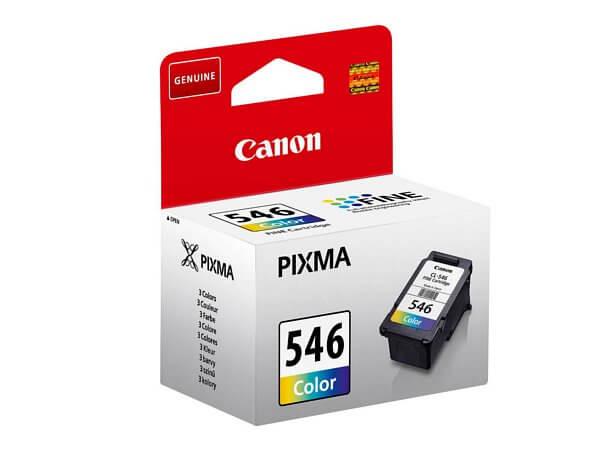 Originální inkoustová cartridge Canon 546, CL-546 pro inkoustové tiskárny Canon