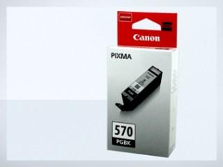 Originální inkoustová cartridge Canon 570, PGI-570PGBK  pro inkoustové tiskárny Canon