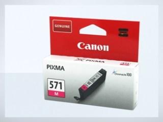 Originální inkoustová cartridge Canon 571M, CLI-571M pro inkoustové tiskárny Canon