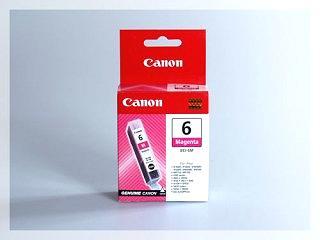 Originální inkoustová cartridge Canon 6M, BCI-6M pro inkoustové tiskárny Canon