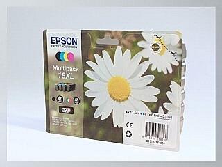Originální inkoustová cartridge Epson T18XL, T1816 Multipack pro inkoustové tiskárny Epson