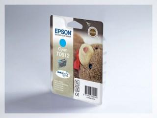 Originální inkoustová cartridge Epson T0612 pro inkoustové tiskárny Epson