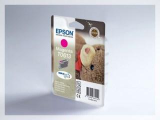 Originální inkoustová cartridge Epson T0613 pro inkoustové tiskárny Epson