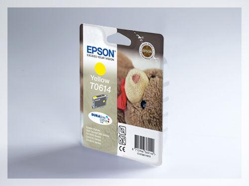 Originální inkoustová cartridge Epson T0614 pro inkoustové tiskárny Epson