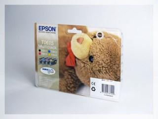 Originální inkoustová cartridge Epson T0615 multipack pro inkoustové tiskárny Epson