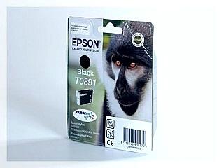 Originální inkoustová cartridge Epson T0891 pro inkoustové tiskárny Epson