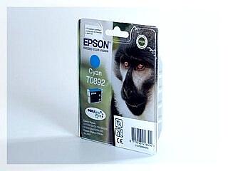 Originální inkoustová cartridge Epson T0892 pro inkoustové tiskárny Epson