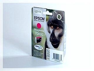 Originální inkoustová cartridge Epson T0893 pro inkoustové tiskárny Epson