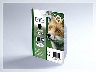 Originální inkoustová cartridge Epson T1281 pro inkoustové tiskárny Epson