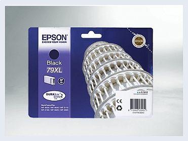 Originální inkoustová cartridge Epson T79XL, T7901XL pro inkoustové tiskárny Epson