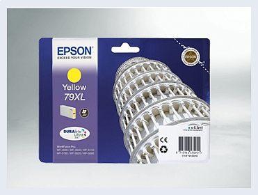 Originální inkoustová cartridge Epson T79XL, T7904XL pro inkoustové tiskárny Epson