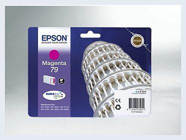 Originální inkoustová cartridge Epson T79, T7913 pro inkoustové tiskárny Epson
