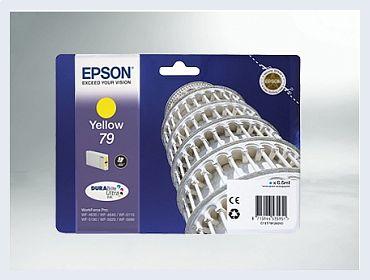 Originální inkoustová cartridge Epson T79, T7914 pro inkoustové tiskárny Epson