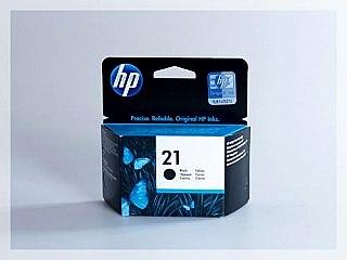 Originální inkoustová cartridge HP 21, C9351AE pro inkoustové tiskárny HP