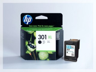Originální inkoustová cartridge HP 301, CH563EE pro inkoustové tiskárny HP