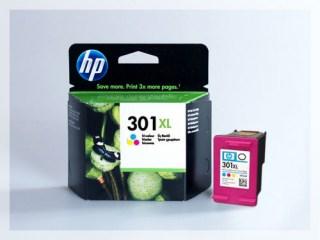 Originální inkoustová cartridge HP 301, CH564EE pro inkoustové tiskárny HP