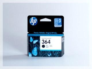 Originální inkoustová cartridge HP 364, CB3164EE pro inkoustové tiskárny HP