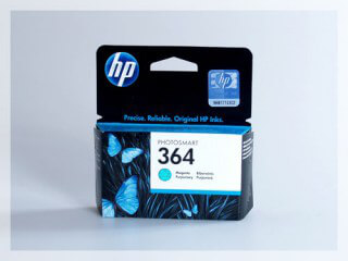 Originální inkoustová cartridge HP 364, CB3184EE pro inkoustové tiskárny HP