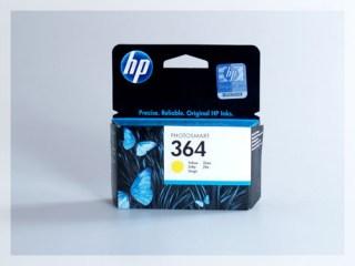 Originální inkoustová cartridge HP 364, CB3204EE pro inkoustové tiskárny HP