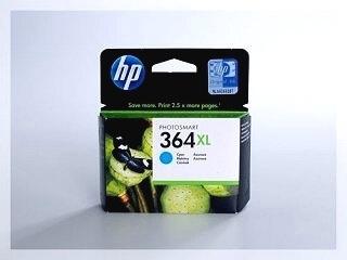 Originální inkoustová cartridge HP 364XL, CB323EE pro inkoustové tiskárny HP