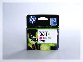 Originální inkoustová cartridge HP 364XL, CB324EE pro inkoustové tiskárny HP