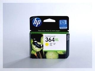 Originální inkoustová cartridge HP 364XL, CB325EE pro inkoustové tiskárny HP