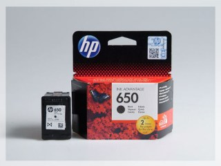 Originální inkoustová cartridge HP 650, CZ101AE pro inkoustové tiskárny HP