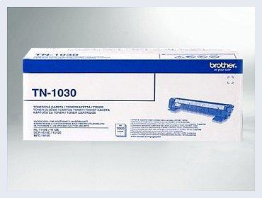 Originální toner Brother TN-1030 pro laserové tiskárny Brother