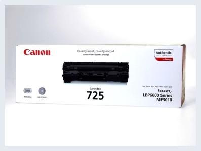 Originální toner Canon CRG-725a pro laserové tiskárny Canon