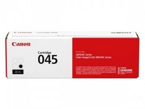 Originální toner Canon CRG-045Bk pro laserové tiskárny Canon