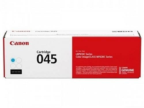 Originální toner Canon CRG-045C pro laserové tiskárny Canon