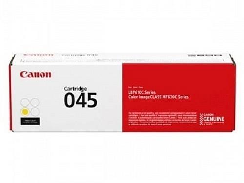 Originální toner Canon CRG-045Y pro laserové tiskárny Canon