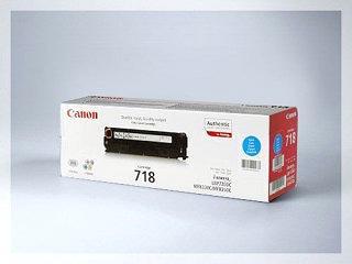 Originální toner Canon CRG-718C pro laserové tiskárny Canon