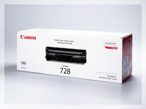Originální toner Canon CRG-728 pro laserové tiskárny Canon