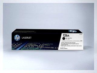 Originální toner HP 126A, CE310Bk pro laserové tiskárny HP