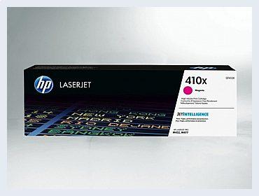 Originální toner HP 410X, CF413X pro laserové tiskárny HP