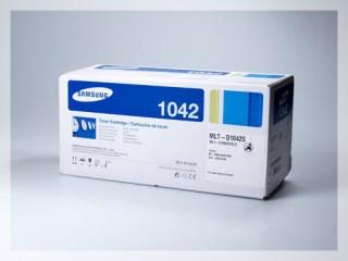 Originální toner Samsung MLT D1042S pro laserové tiskárny Samsung