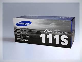 Originální toner Samsung MLT D111S pro laserové tiskárny Samsung