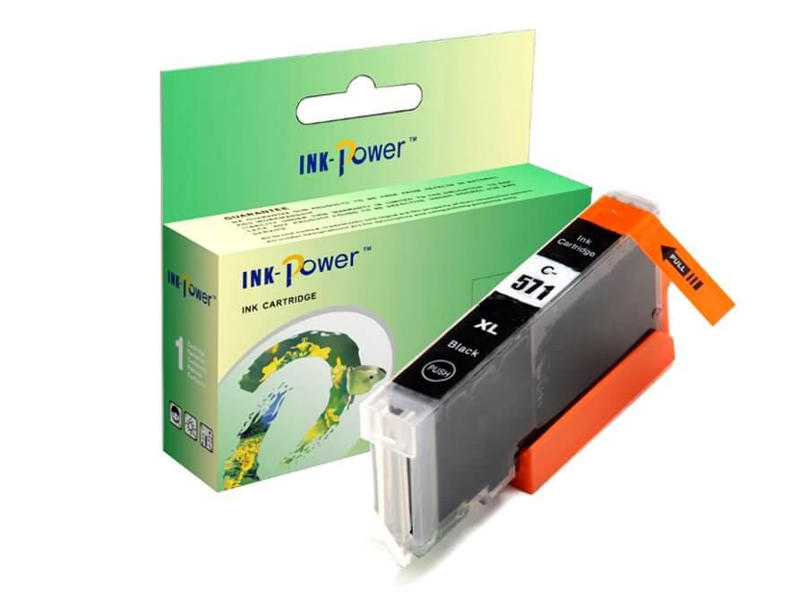 Kompatibilní inkoustová cartridge Canon CLI-571Bk XL pro inkoustové tiskárny Canon