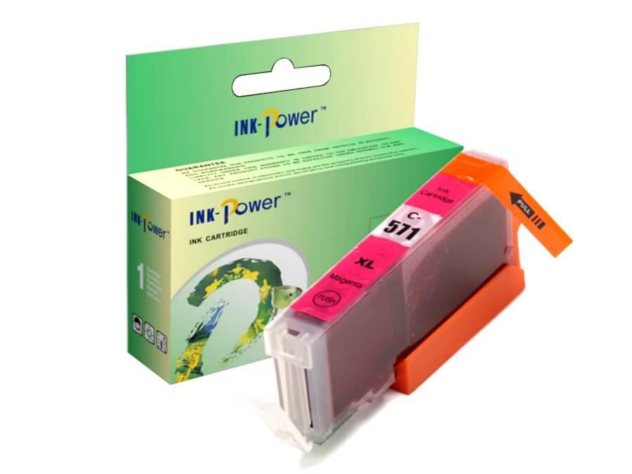 Kompatibilní inkoustová cartridge Canon CLI-571M XL pro inkoustové tiskárny Canon